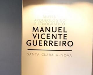 Inauguração Museu Manuel Vicente Guerreiro