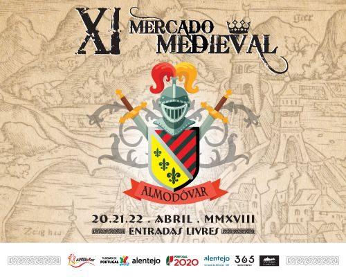 Almodôvar preparada para a XI edição do Mercado Medieval
