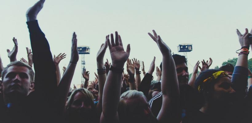 Abertura de Candidaturas para Ocupação de Jovens em Eventos