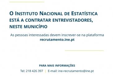 Recrutamento RA2019 - INE