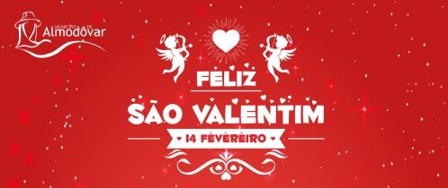 São Valentim em Almodôvar é romance na Praça