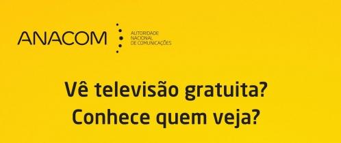 Televisão Digital Terrestre vai mudar de frequências