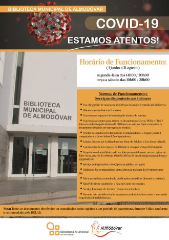 Reabertura Biblioteca Municipal