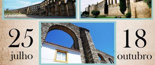 """Exposição fotográfica – """"Aquedutos de Portugal – Água e Património"""""""