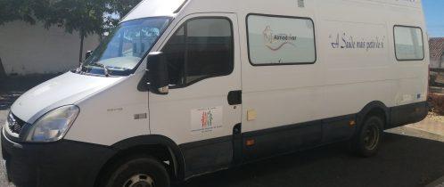 Unidade Móvel de Saúde de Almodôvar inicia vacinação gratuita da população contra a gripe sazonal.