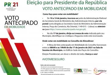 Voto em Mobilidade