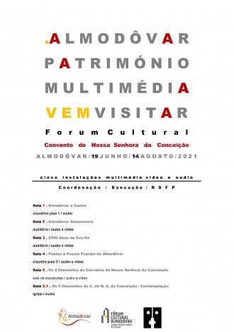 Almodôvar Património Multimédia Vem Visitar honra património Almodovarense e convida à visita!