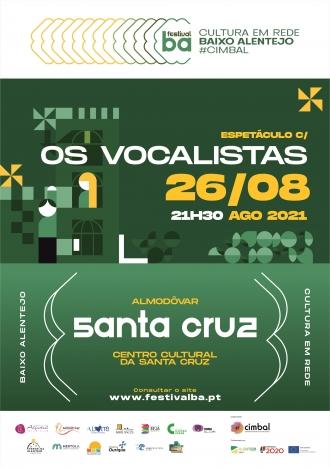 Festival BA – Os Vocalistas