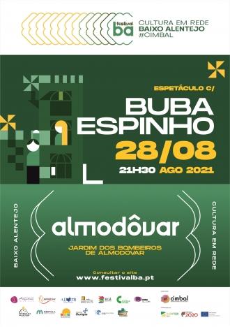 Festival BA – Buba Espinho