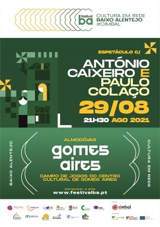 Festival BA – António Caixeiro e Paulo Colaço